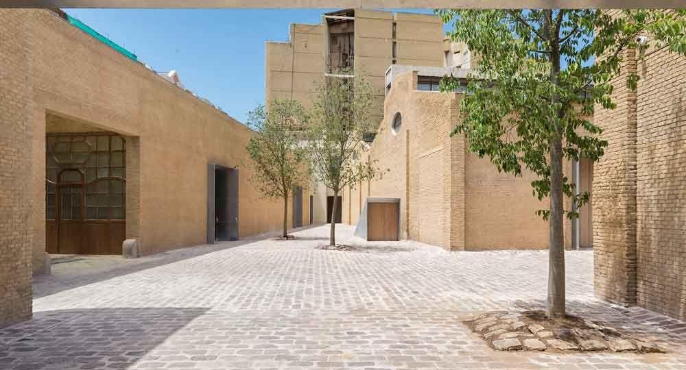Rehabilitación de Bombas Gens, por Eduardo de Miguel y Ramón Esteve Arquitectos