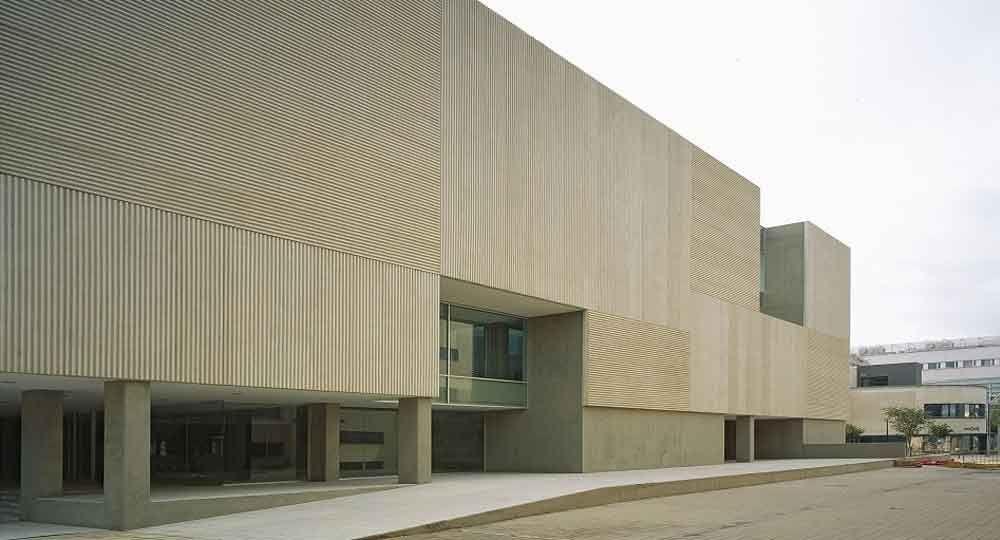 Instituto andaluz de biotecnología, por Sol89 Arquitectura