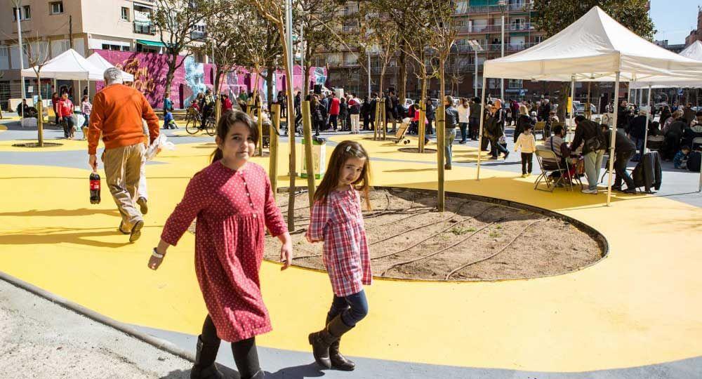 'Superilles' en Barcelona, o cómo devolver las calles a las personas