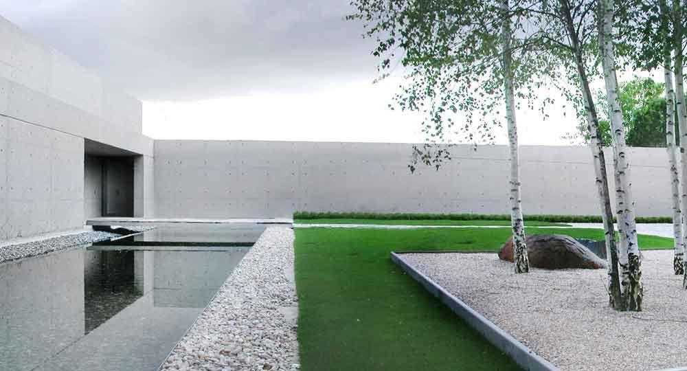 Vivienda unifamiliar en Puerta de Hierro, por Vicens + Ramos Arquitectos