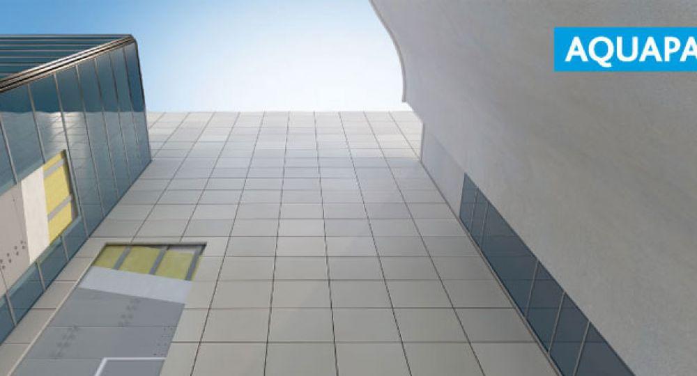 Knauf presenta su nuevo sistema de fachada ligera Aquapanel+SATE