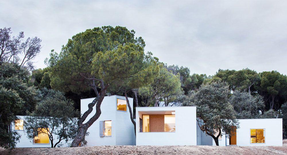 Casas de Madera: Arquitectura Sostenible