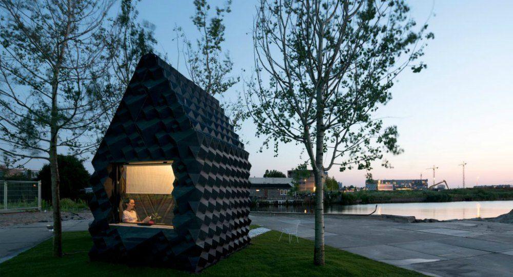 3D Print Canal House. La impresión 3D invade el terreno de la construcción