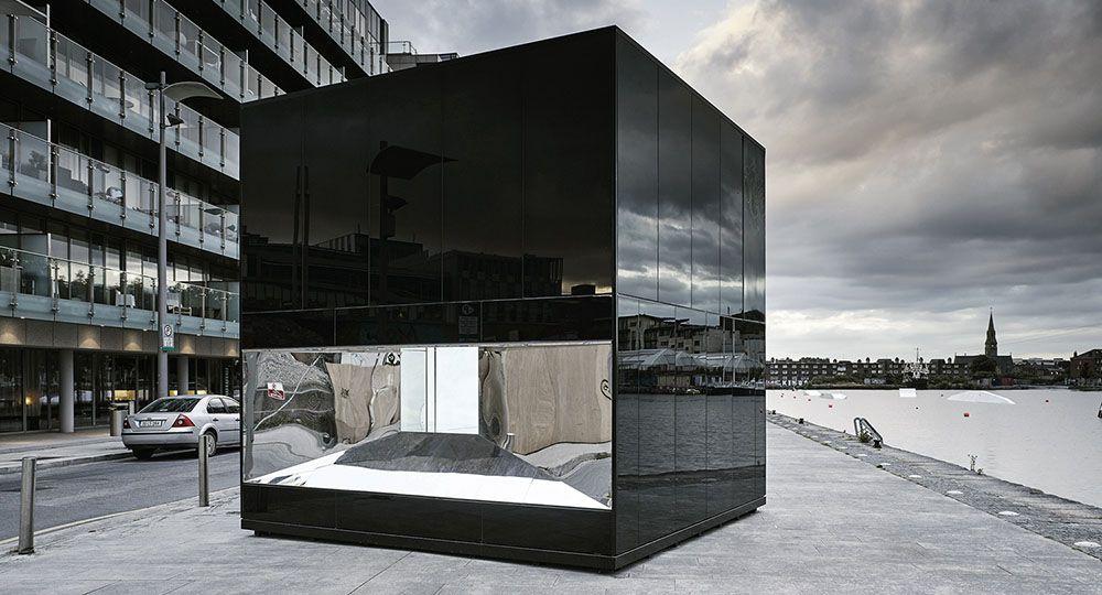 Pabellón 5CUBE: la arquitectura como medio de promoción del uso de energías renovables.