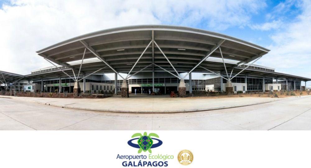 Seymour Ecogal. Arquitectura aeroportuaria sostenible