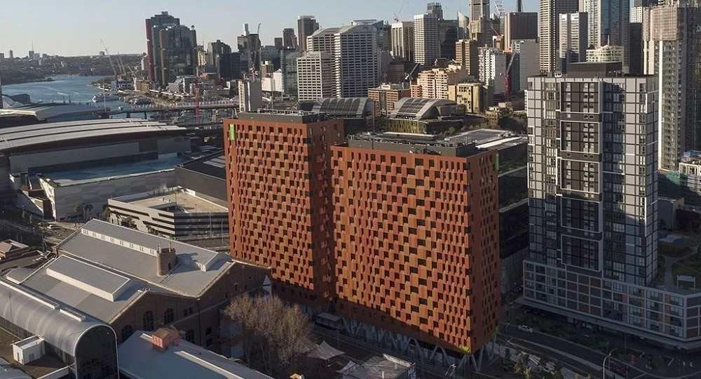 Alojamientos para estudiantes Urbanest, en Sídney, por Allen Jack+Cottier