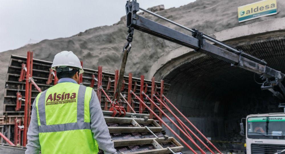 Alsina Perú resuelve la ejecución del Túnel Puruchuco de Lima
