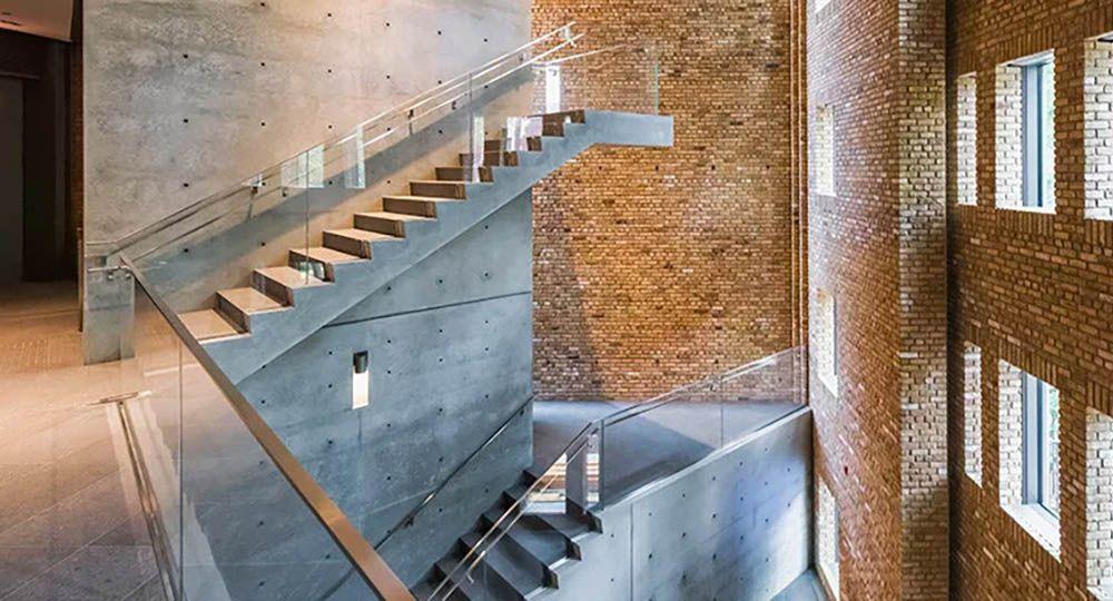 Nuevo espacio de exhibiciones,  Wrightwood 659, de Chicago, otra muestra de la  arquitectura de Tadao Ando en Estados Unidos.
