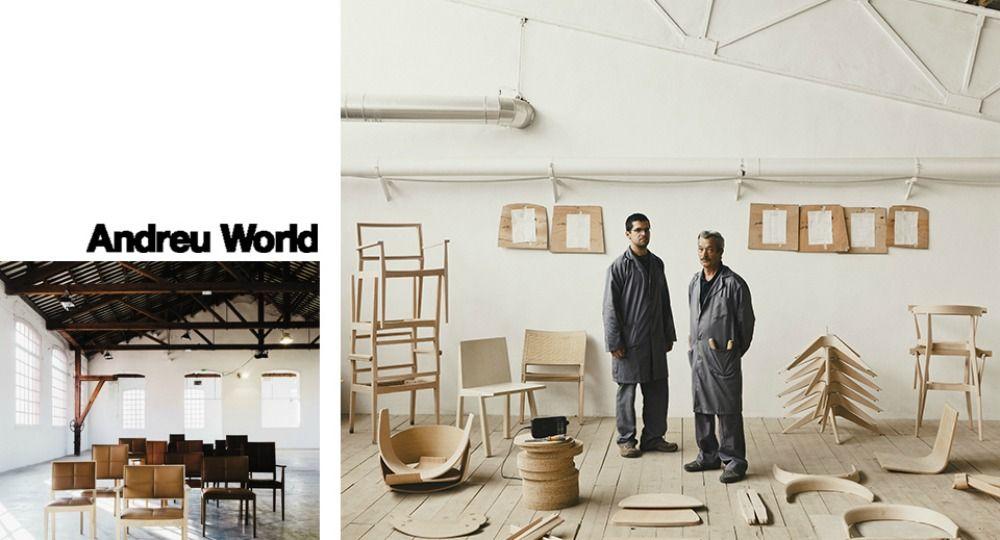 Andreu World. Artesanía y excelencia internacional