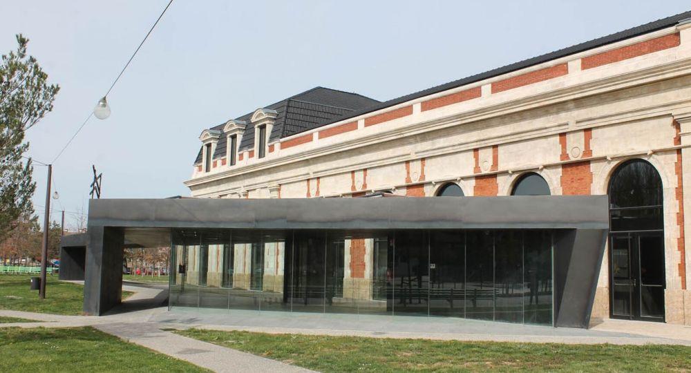 La Restauración arquitectónica de la Antigua Estación de Ferrocarril de Burgos, ha creado espacios de  ocio infantil y juvenil en la ciudad