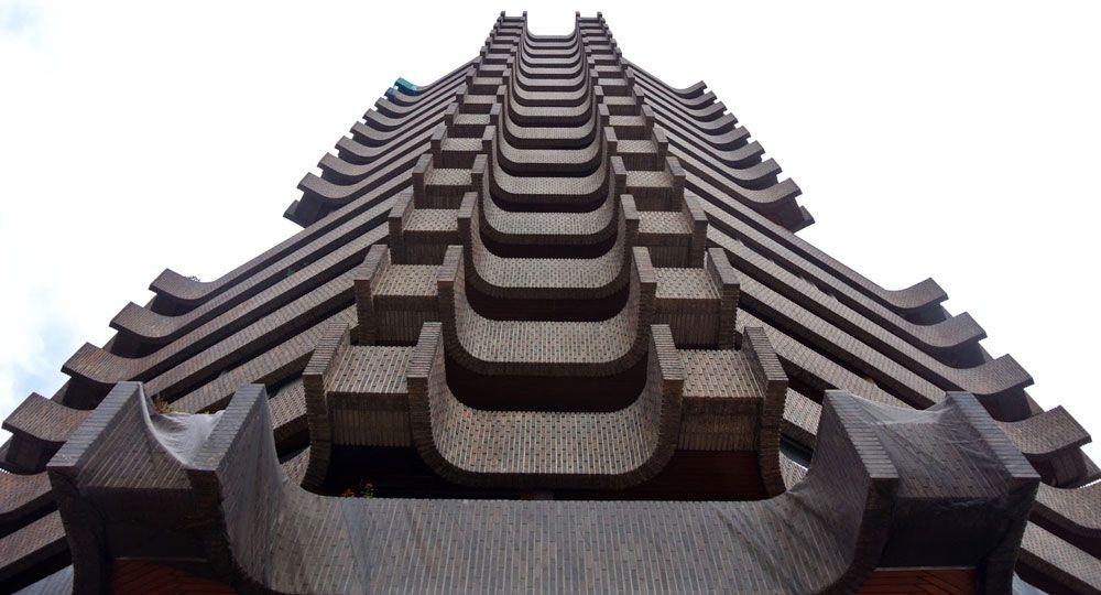 La Pagoda de Valencia está de luto.