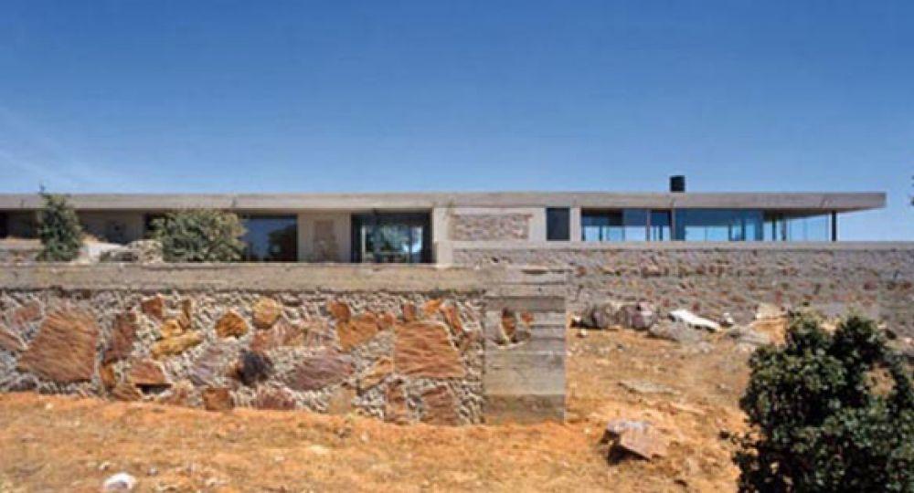 Casa del Horizonte, Jesús Aparicio Estudio de Arquitectura