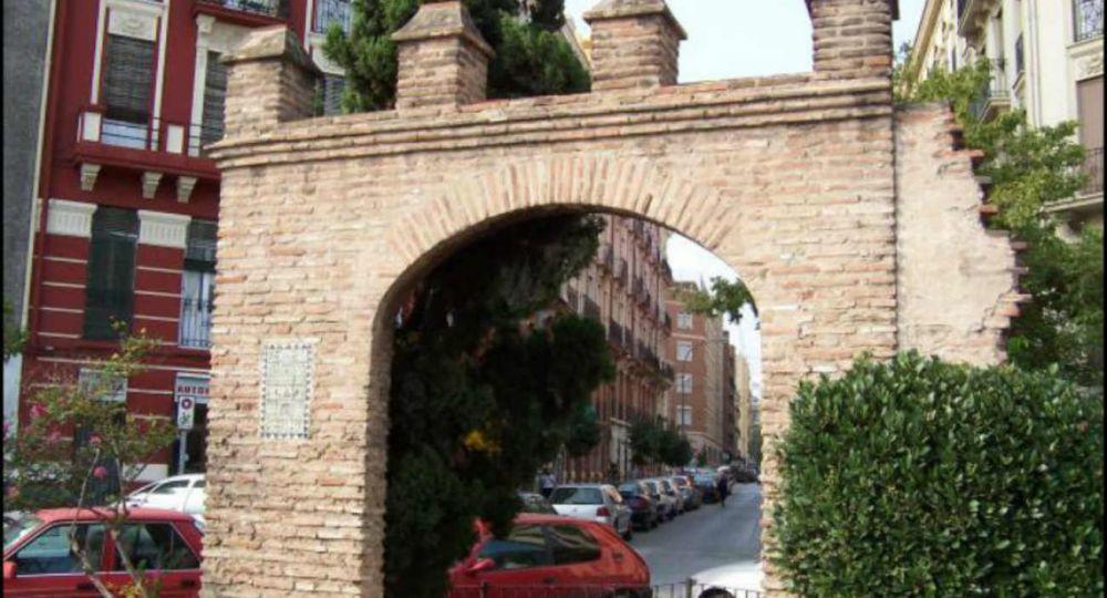 Arquitectura de un molino harinero.El Arco de la Torreta