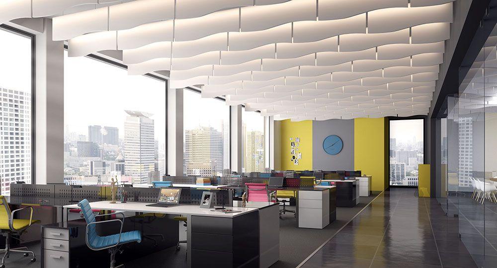 Apuesta por los techos con efecto ondulado, una nota diferente para tus proyectos