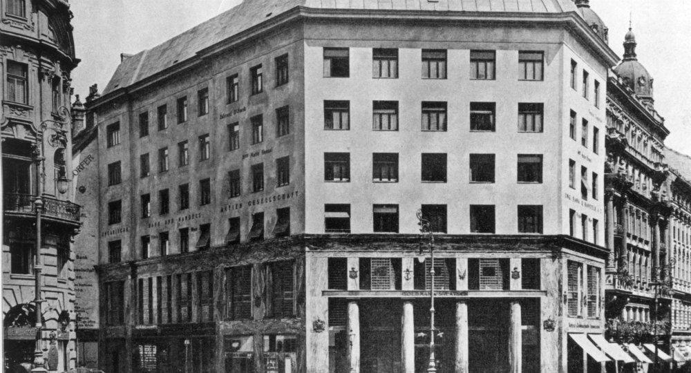 Ornamento y delito el siglo xx y la transici n hacia la for Arquitectos de la arquitectura moderna