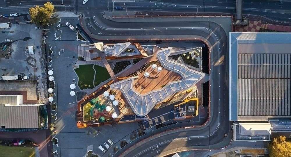 Arquitectura lúdica para la ciudad: los proyectos de ASPECT Studios
