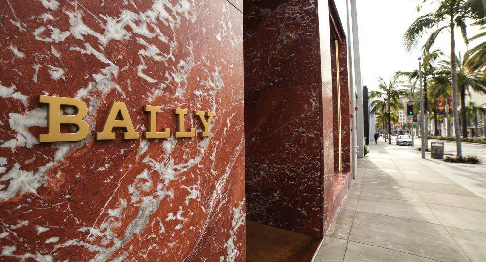 Nueva tienda Bally en Beverly Hills. Otra obra maestra de David Chipperfield