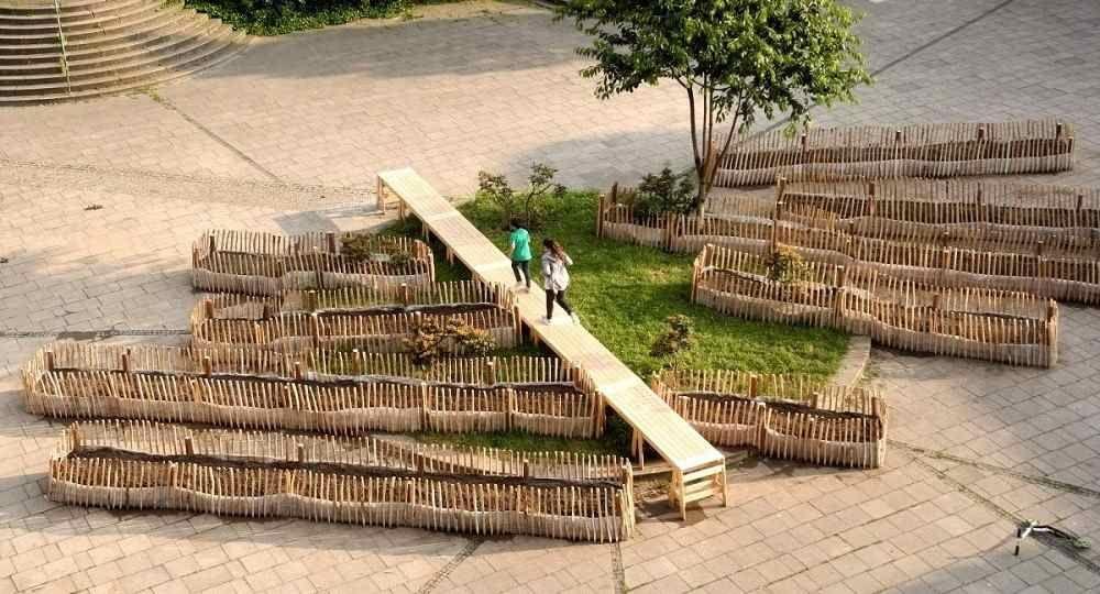 Naturaleza reimplantada: la arquitectura del paisaje de Atelier le Balto