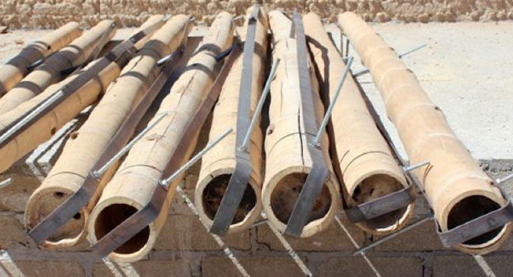 Arquitectura y construcción sostenible: Bambulosa® y Bamboowall®