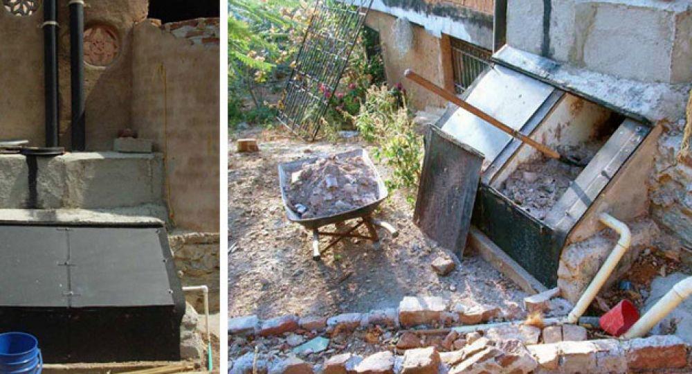 Baño seco ecológico, ahorra y no contamina