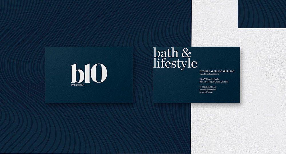 Baños10: La empresa ondense de equipamientos de baño renueva su imagen