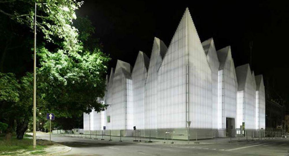 La filarm nica de los arquitectos barozzi veiga se alzan - Premio mies van der rohe ...