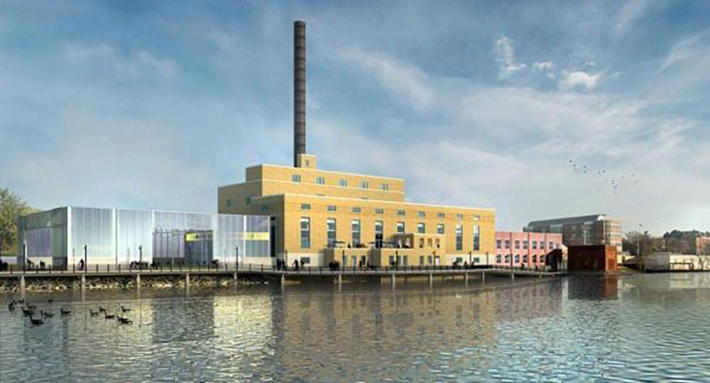 Beloit College Powerhouse, uno de los edificios sostenibles más esperados para este 2019.  Studio Gang Architects