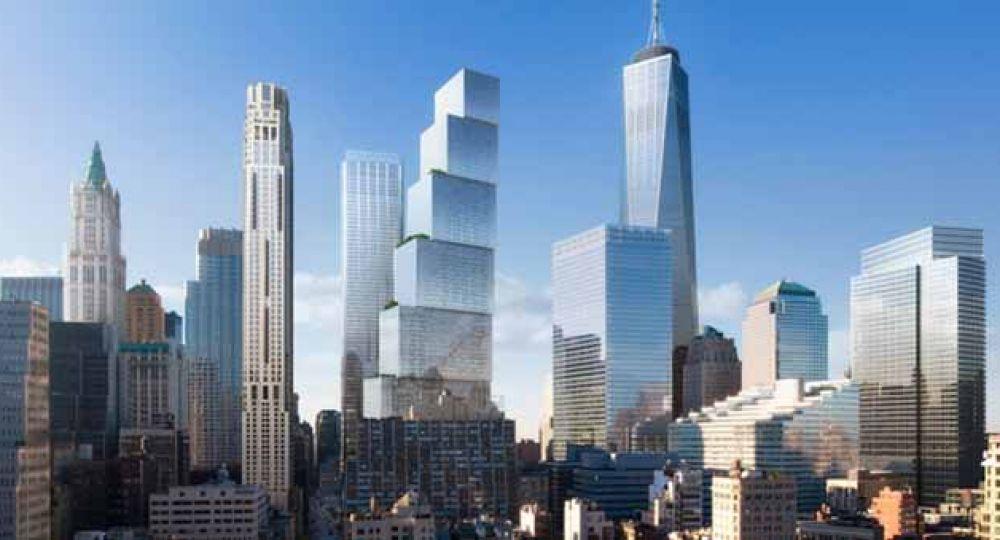 BIG reemplaza al arquitecto Norman Foster en el nuevo Two World Trade Center