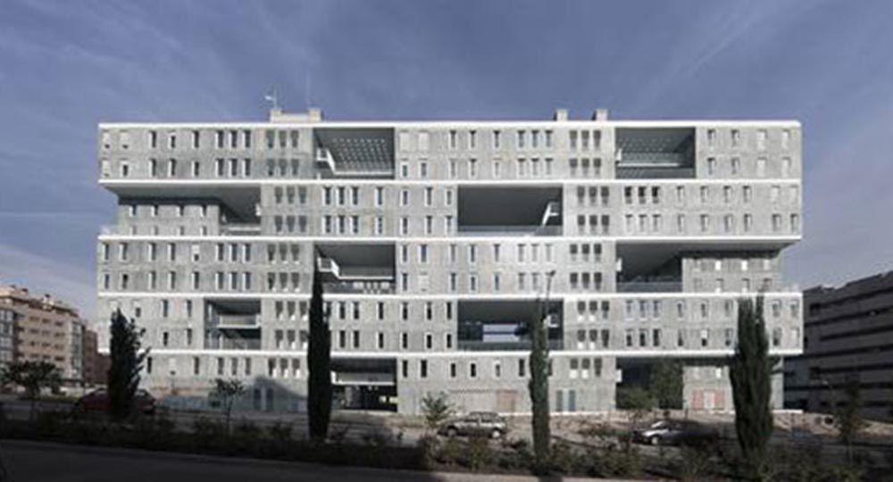 La arquitectura de Blanca Lleó.