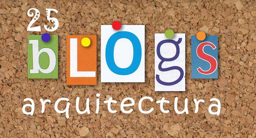 25 blogs de arquitectura