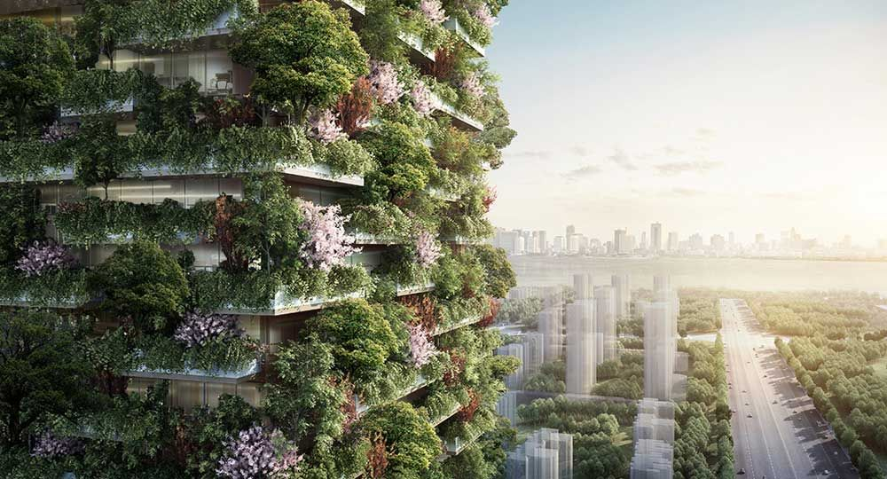 El Bosque Vertical: arquitectura viva.