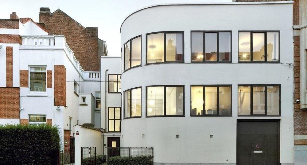 Vivir en la vanguardia: la arquitectura residencial de Victor Bourgeois