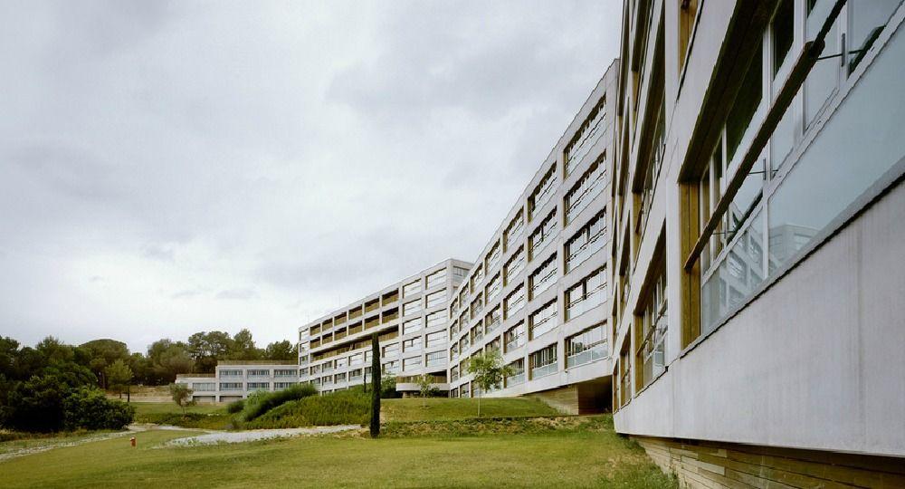 Bru Lacomba Setoain. Arquitectura con aires barceloneses