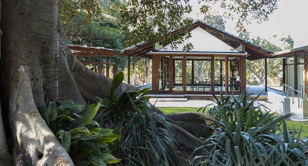 Cabarita Park Conservatory, espacios comunitarios sostenibles en plena naturaleza. Sam Crawford Architects