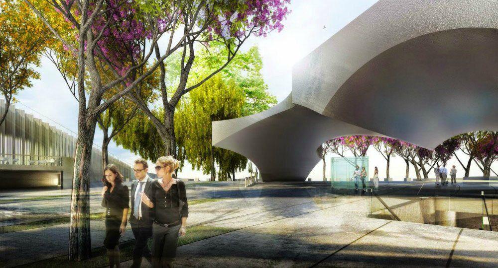FSB. Proyecto Centro Cultural Caixaforum-Sevilla
