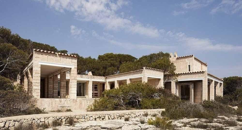 El arquitecto que amó Mallorca. Can Lis, en Porto Petro, de Jørn Utzon