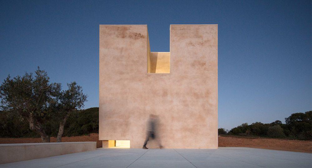 La Capela do Monte de Álvaro Siza: arquitectura para el espíritu