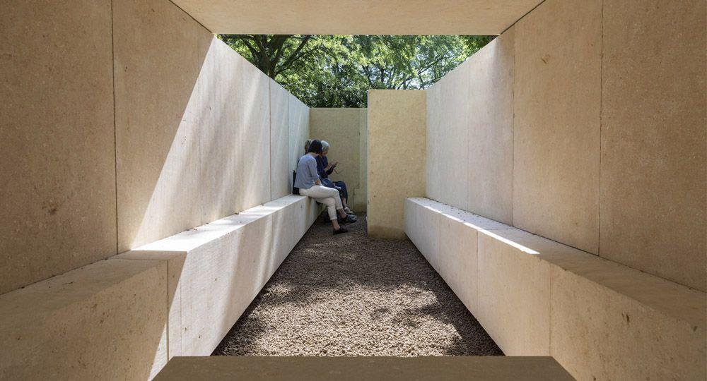 La Santa Sede en la Bienal de Arquitectura de Venecia: Vatican Chapels (I)