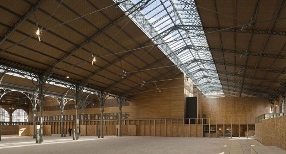"""""""Carreau du Temple"""" en París abre sus puertas de nuevo"""