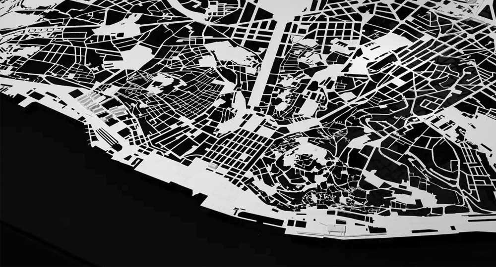Lisboa a través de la arquitectura de João Luís Carrilho da Graça