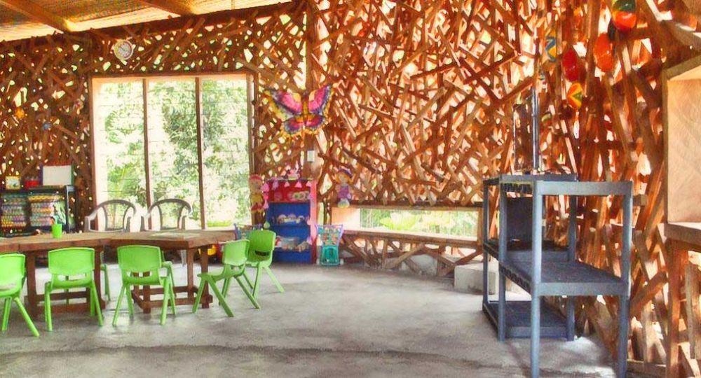 """""""La Casa del Caracol"""": educación, sostenibilidad y encuentro"""