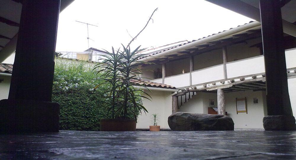 """Rehabilitación arquitectónica: La """"Casa de Las Posadas"""", Cuenca,Ecuador"""