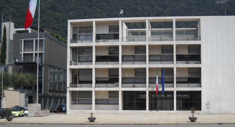 Giuseppe Terragni: La Casa del Fascio