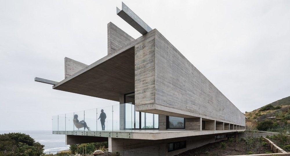 Habitar la estructura. Casa H, de Felipe Assadi Arquitectos