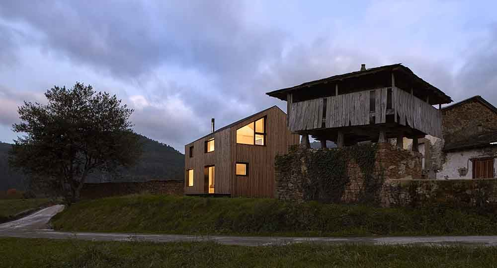 B Homes: las viviendas modulares industrializadas de Baragaño Arquitectos. Casa Montaña.