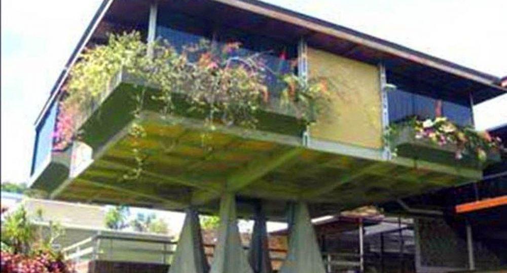 Casa Riccio 1992.La arquitectura de Fruto Vivas