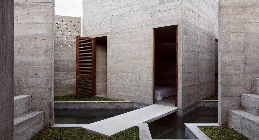 Arquitectura para la austeridad: casa Zicatela de Ludwig Godefroy