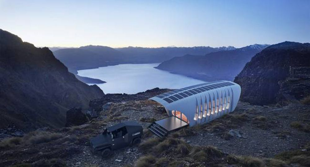 El futuro energético aúna arquitectura e industria automovilística.