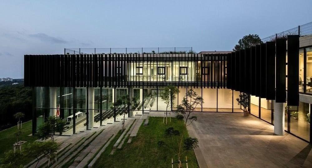 El CASID de Fouad Samara primer ganador de los Arab Architects Awards