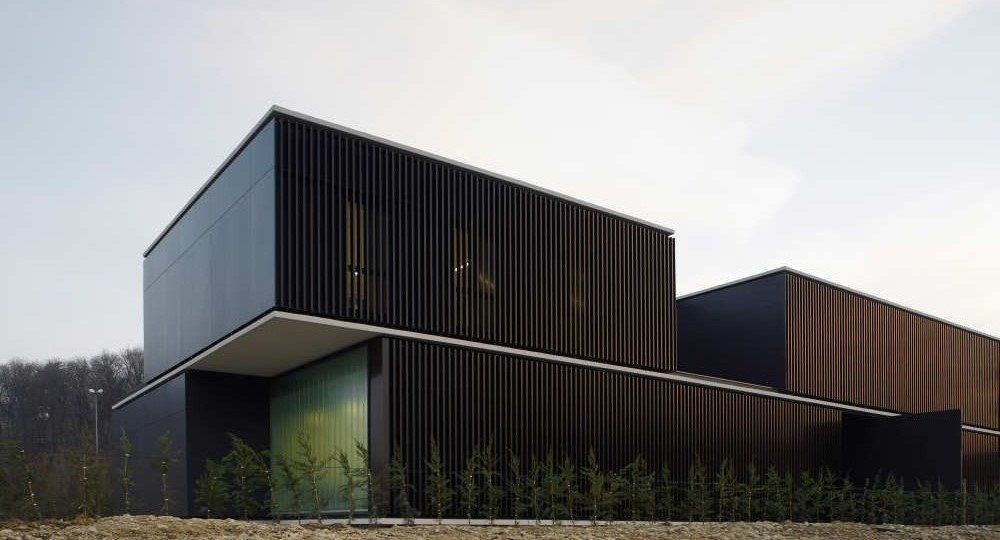 Centro de Acogida para Personas sin Hogar de Pamplona, por Larraz Arquitectos